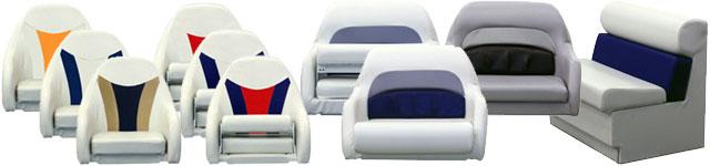 Helm/ Captain's Seats