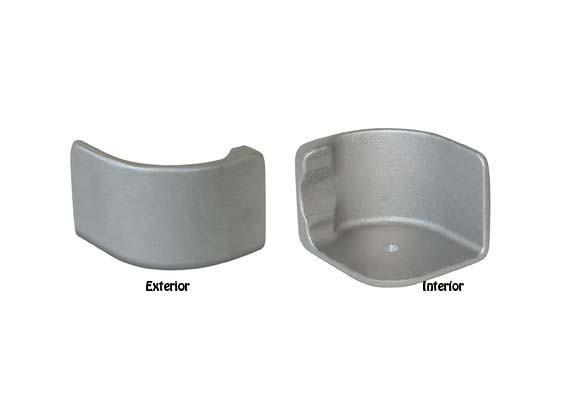 pontoon corner casting