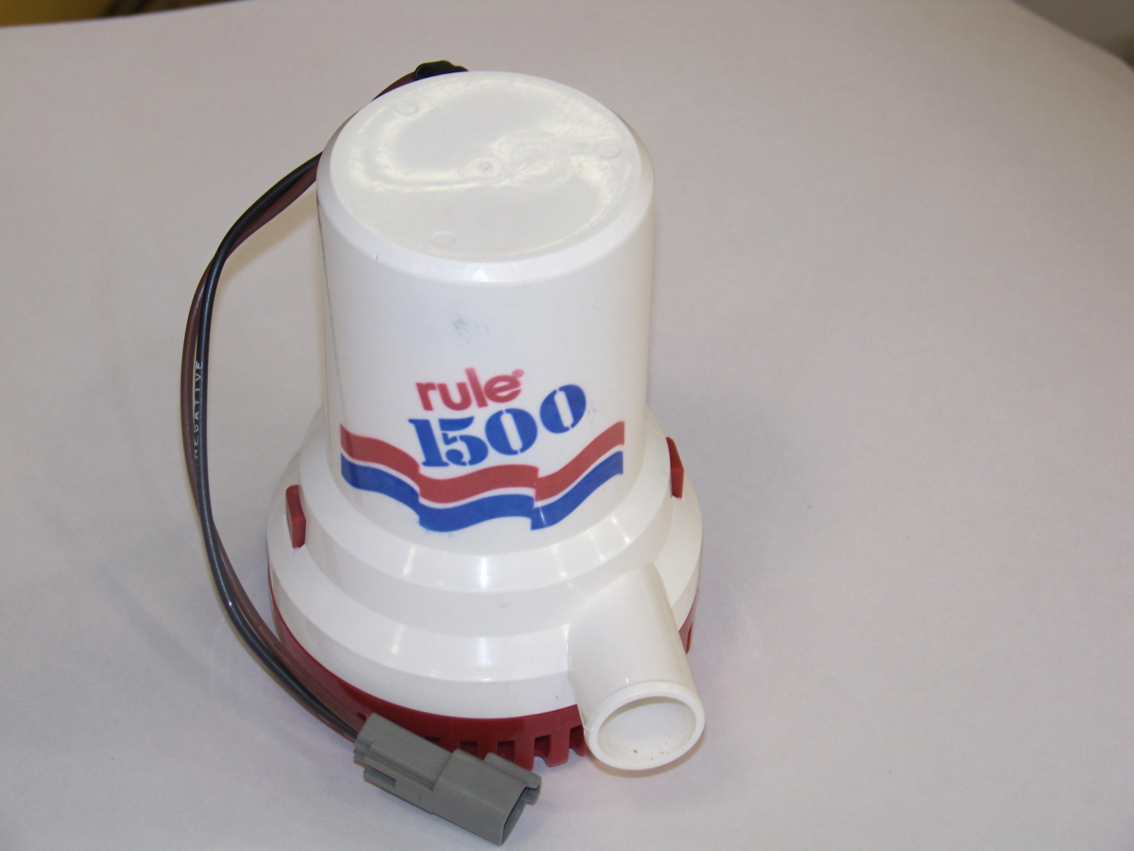 Rule-1500-Bilge-pump