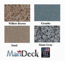 no seamed 34 mil marideck flooring