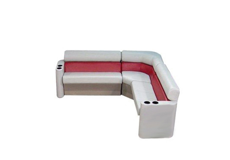 Pontoon Boat Rear Seating Group