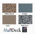"34 Mil No Seam 102"" wide MariDeck Marine Vinyl Flooring"