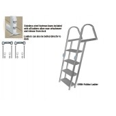 4 step folding ladder