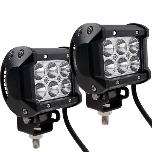 Halogen Docking Flood Light