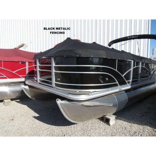 Replacement Pontoon Boat Railings : Pontoon fencing rail