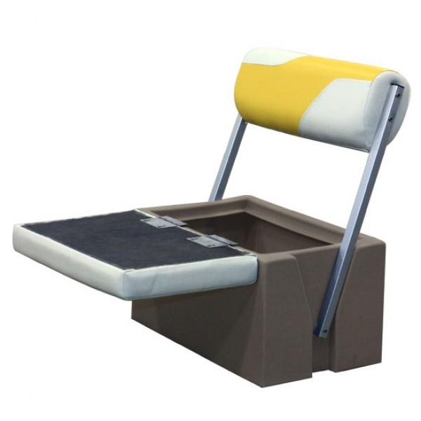 Pontoon Boat Flip Flop Seat
