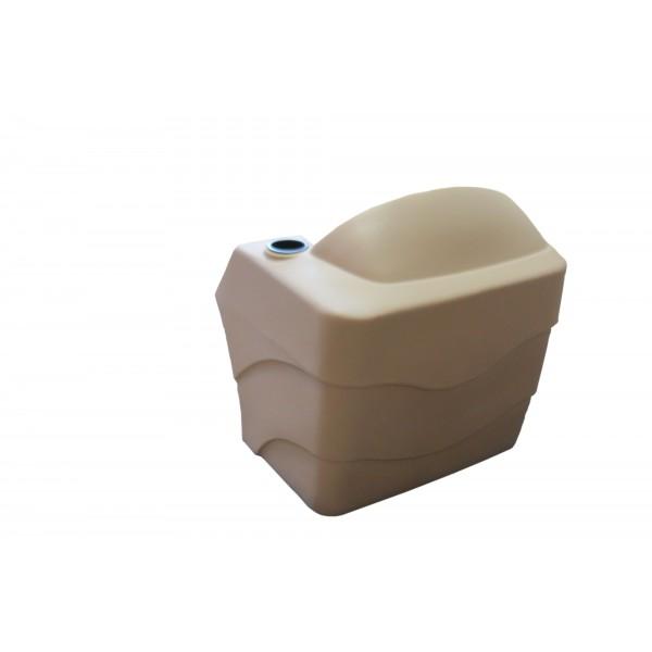 Pontoon Roto Cast Helm Stand Console