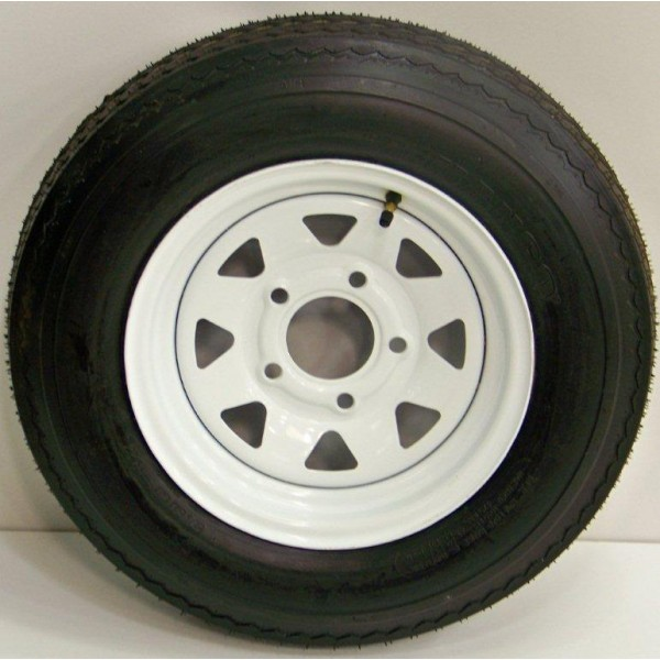 Pontoon And Boat Trailer Tire