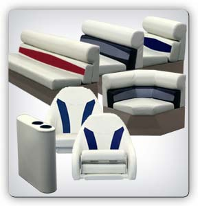 Elite Series Seating and Accessories