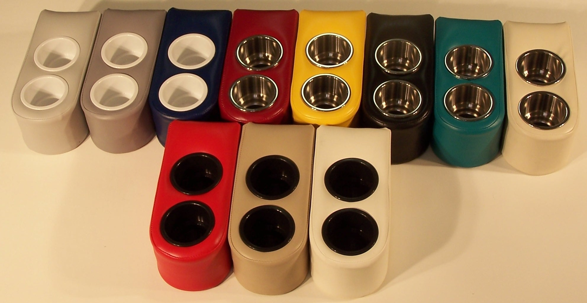 Portable-Floating cup holders