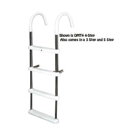 boat gunwale hook ladder
