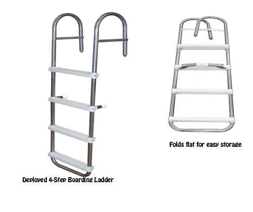 boarding ladder