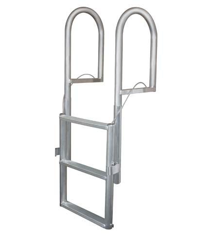 floating dock lift ladder