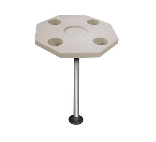 Octagonal Ivory Table Kit