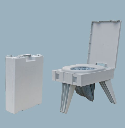 port a potti toilet