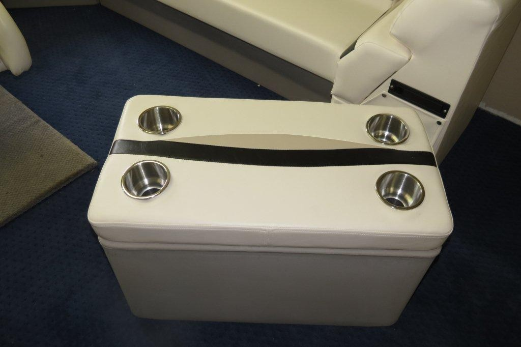 Pontoon Boat Seat Furniture Ottoman 31 In X 18 In X 18 In