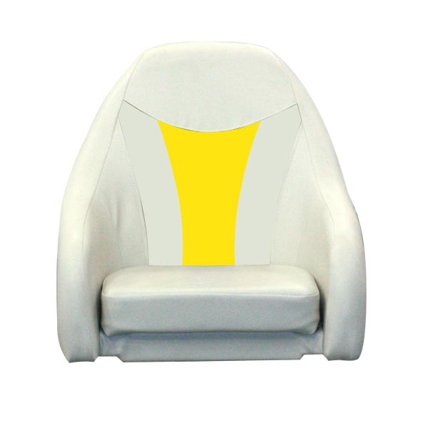 Premium Style Standard Captains Chair - Front View