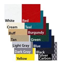 Order vinyl to match your new custom pontoon boat seats