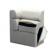 Right Chaise Arm Rest - Platinum Style