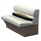 Platinum 54 inch Pontoon Boat Seat Perspective View