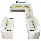 Brilliant Pontoon Boat Seats Boat Seats Pontoon Furniture Boat Alphanode Cool Chair Designs And Ideas Alphanodeonline