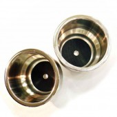 Stainless Steel Cup Holders