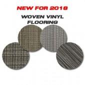 Marine Woven Vinyl Flooring