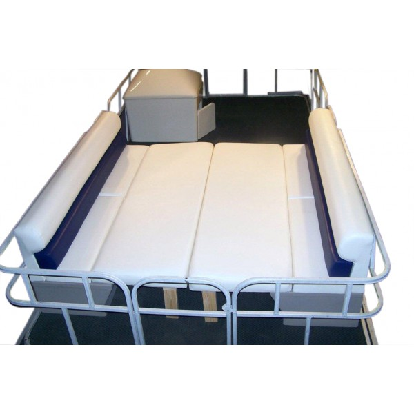 Pontoon Sun Lounge Sleeper Seat