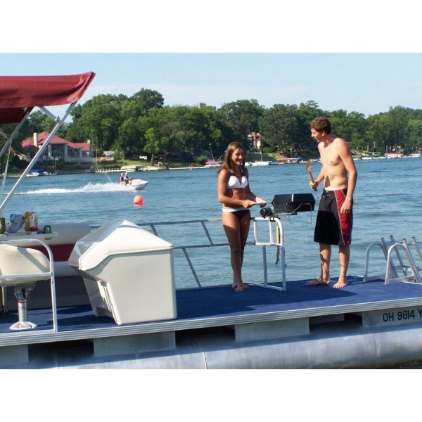 Portable Marine Gas Bbq Grill