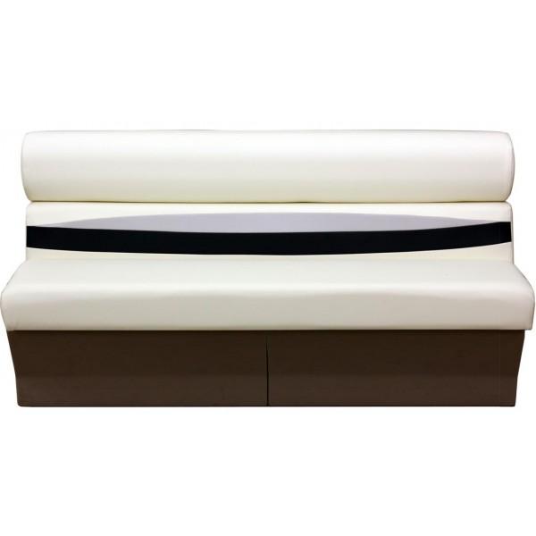 Platinum 48 Inch Pontoon Boat Seat Furniture