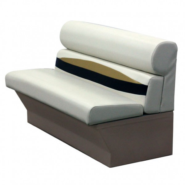 Platinum 63 Inch Pontoon Boat Seat Furniture