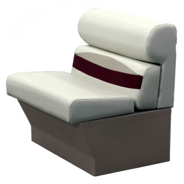 Pontoon Boat Furniture Ideas: Platinum 36 Inch Pontoon Boat Seat Furniture