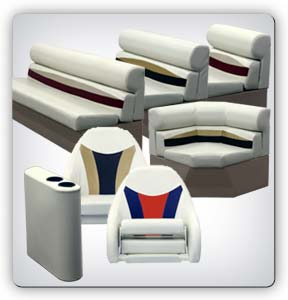 Platinum Series Seating and Accessories