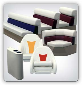 Premium Series Seating and Accessories